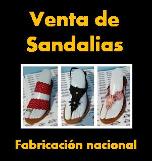 imagen alusiva Fabricación y Venta de Sandalias