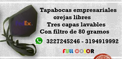 imagen alusiva Venta de Tapabocas